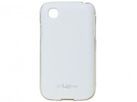 Capa Protetora Jellskin para LG L40 L35 - Voia