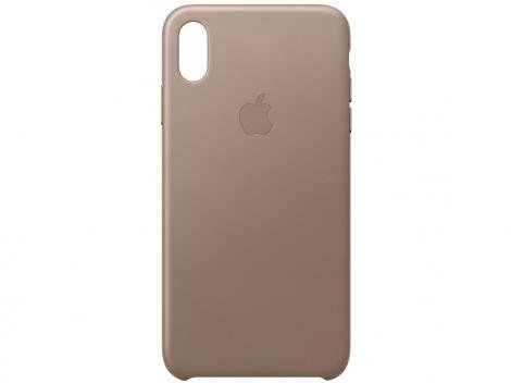 Capa Protetora MRWR2ZM/A iPhone XS Max - Apple