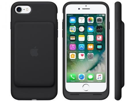 Capa Protetora Smart Battery Case  - para iPhone 7 e iPhone 8 Apple