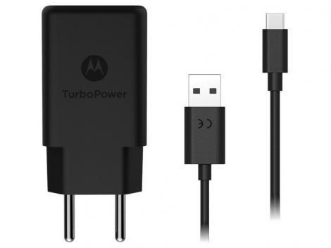 Carregador de Parede Motorola - Turbo Power