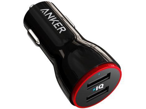 Carregador Veicular para Smartphone Anker - Powerdrive 2