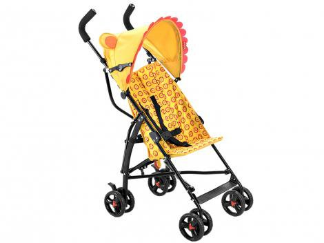 Carrinho de Bebê Fisher-Price Boogie Leão - 0 a 15kg