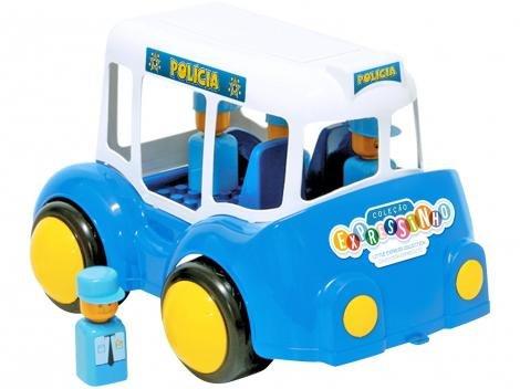 Carrinho Expressinho Polícia - Mitro