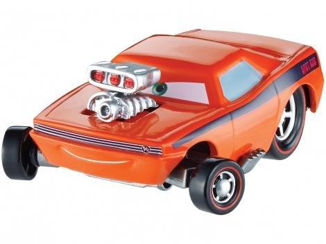 Carrinho Snot Rod Plein-Pot  - Mattel