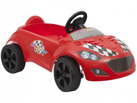 Carro a Pedal Infantil Roadster  - Bandeirante