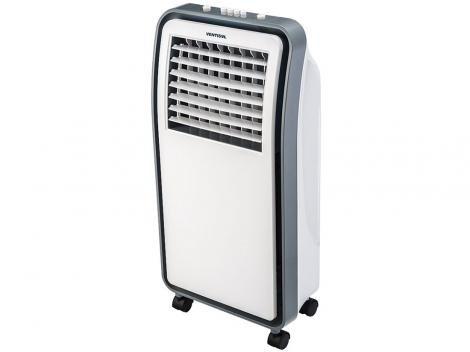 Climatizador de Ar Ventisol Frio Umidificador - Ionizador / Ventilador 3 Velocidades Slim CLE