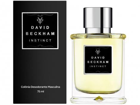 Colônia David Beckham Instinct Masculino - Eau de Toilette 75ml