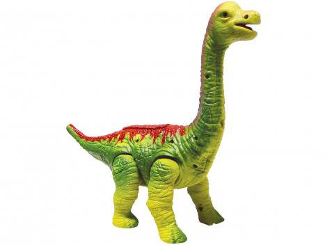 Dinossauro de Brinquedo Mundo Animal - Braquiossauro Polibrinq