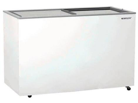 Expositor/Freezer Horizontal Gelopar 362L - GHDE 410 2 Portas