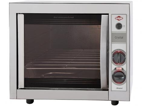 Forno Elétrico Layr 46L com Grill Advanced - Crystal