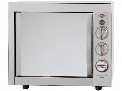 Forno Elétrico Layr Branco 46L com Grill - Advanced Luxo Clean