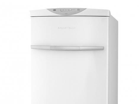 Freezer Vertical Frost Free Brastemp 197L - Clean BVG24 HB