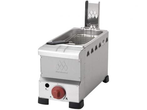 Fritadeira à Gás Industrial Marchesoni - FT.4.408 4L