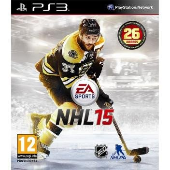 Game NHL 15 PS3 ELETRONIC ARTS - EA