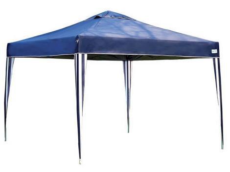 Gazebo Mor Azul 3x3m - 003531