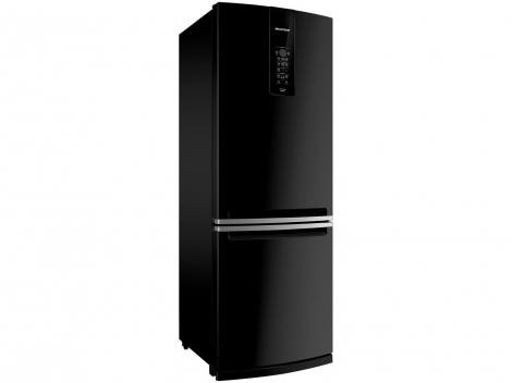 Geladeira/Refrigerador Brastemp Frost Free Inverse - 460L BRE59 AE Preto