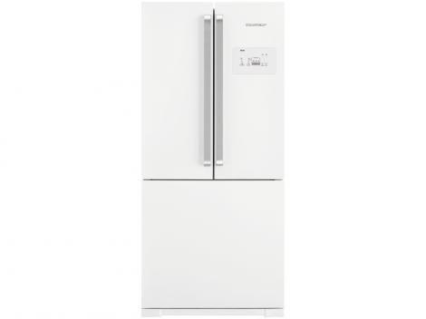 Geladeira/Refrigerador Brastemp Frost Free Inverse - 540,6L Ative! BRO80 AB Branco