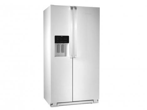 Geladeira/Refrigerador Brastemp Frost Free - Side by Side 560L BRS62CBANA Branco