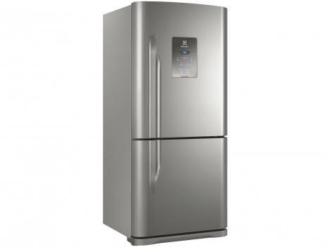 Geladeira/Refrigerador Electrolux Frost Free Inox - 598L DB84X