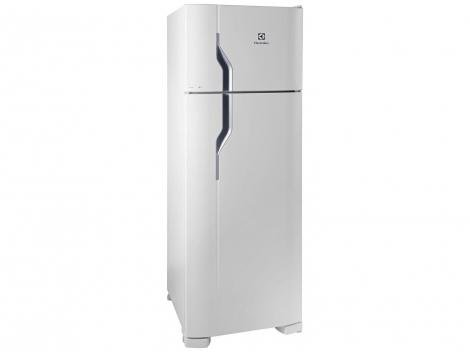 Geladeira/Refrigerador Electrolux Manual - Duplex 260L Cycle Defrost DC35A Branco