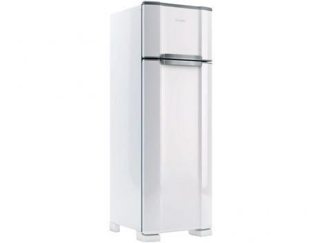 Geladeira/Refrigerador Esmaltec Cycle Defrost - Duplex 276L RCD34 Branco
