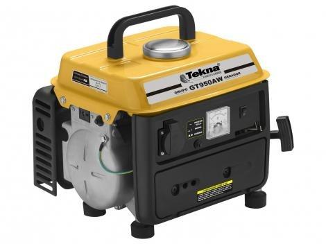 Gerador de Energia à Gasolina Portátil 850W - Tekna GT950AW
