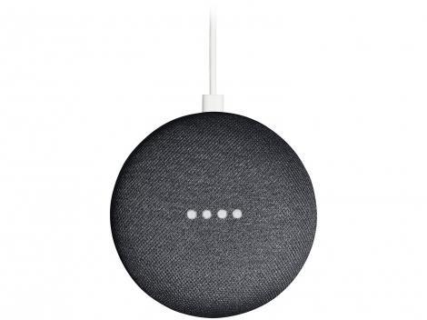 Google Nest Mini - Carvão