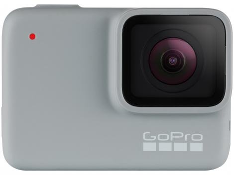 "GoPro Hero 7 White À prova de Água 10MP Wi-Fi  - Bluetooth Display 2"" Touch"