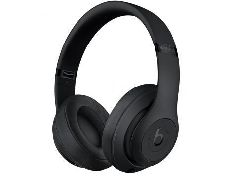 Headphone/Fone de Ouvido Beats Bluetooth Sem Fio - Dobrável Studio3