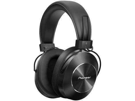 Headphone/Fone de Ouvido Pioneer Bluetooth Sem Fio - com Microfone SE-MS7BT-K