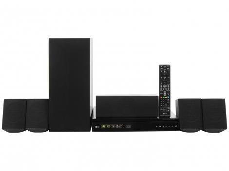 Home Theater LG Wireless Bluetooth  - 1000W HDMI LHB625M