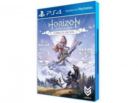 Horizon Zero Dawn: Complete Edition para PS4 - Guerrilla Games