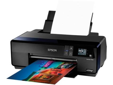Impressora Fotográfica Epson SureColor P600 - Colorida LCD 2,7 Wi-Fi
