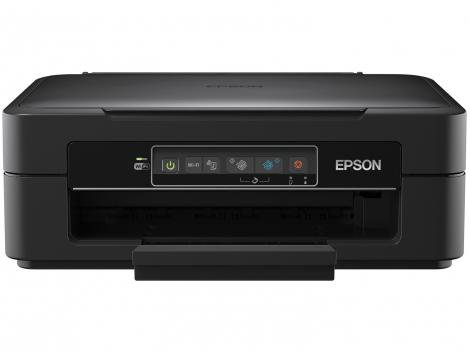 Impressora Multifuncional Epson Expression XP-241 - Jato de Tinta Colorida Wi-Fi USB