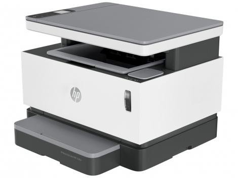 Impressora Multifuncional HP Neverstop 1200W - Tanque de Toner Preto e Branco Wi-Fi