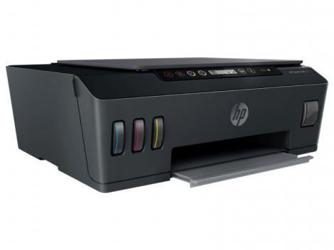 Impressora Multifuncional HP Smart Tank 517 - Tanque de Tinta Colorido Wi-Fi USB