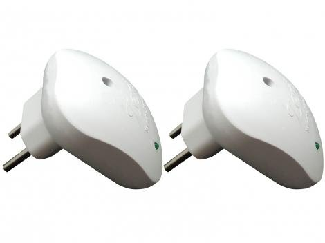 Kit Repelente Eletrônico 2 Unidades Ultrassônico - Zen Amicus