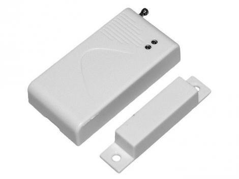 Kit Sensor de Abertura de Portas e Janelas - 3 Unidades Sem Fio ON Eletrônicos SAG10