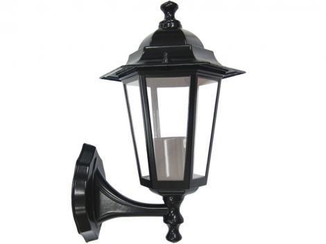 Lanterna de Parede 60W 1 Lâmpada Taschibra - TLF 26