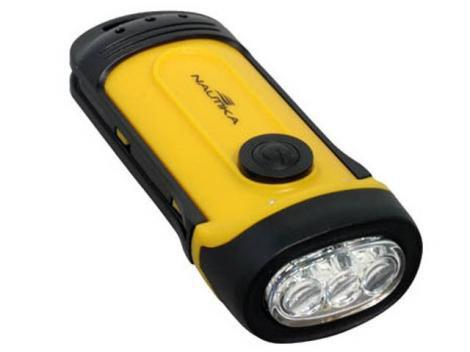 Lanterna LED Camping 3 Modos de Iluminação - À Prova dÁgua Nautika Dyno