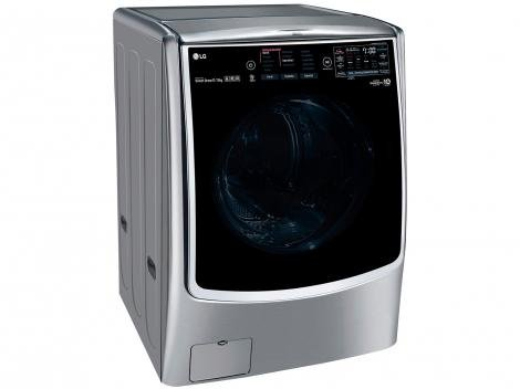Lava e Seca LG 17Kg TWINWash - 14 Programas de Lavagem