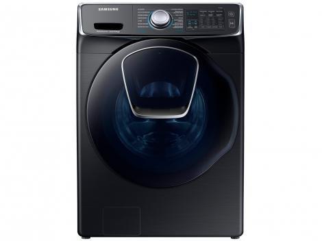 Lava e Seca Samsung 16kg Preto WD9500N - 13 Programas de Lavagem