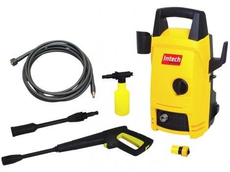 Lavadora de Alta Pressão Intech Machine Acqua1200 - Mangueira 3m Regulável Desligamento Automático