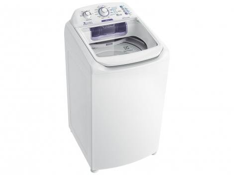 Lavadora de Roupas Electrolux LAC09 8,5kg - 12 Programas de Lavagem