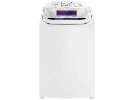 Lavadora de Roupas Electrolux Premium Care LPR13 - 13kg