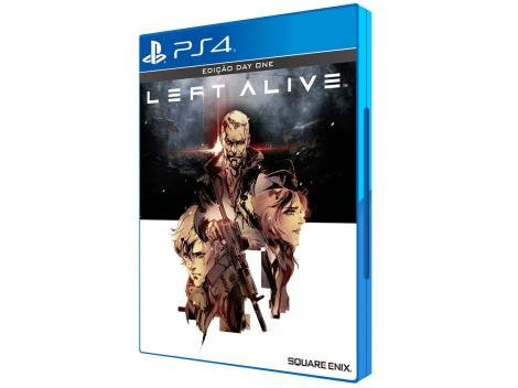 Left Alive para PS4 - Square Enix