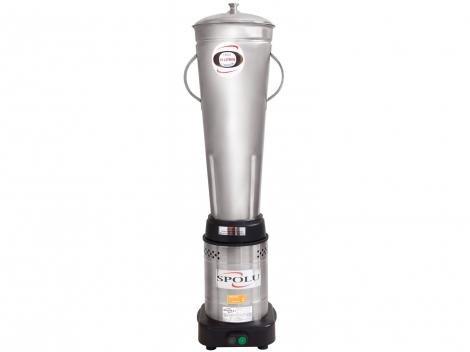 Liquidificador Industrial 10L Inox Spolu - SPL-052 1000W