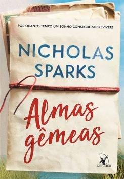 Livro - Almas gêmeas -