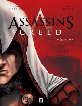 Livro - Assassin's Creed HQ: Aquilus (Vol. 2) -
