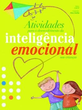 Livro - Atividades para o desenvolvimento da inteligência emocional das crianças -